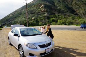 """Her er vores """"smukke"""" bil!!?"""