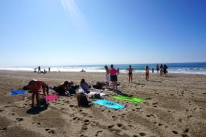 Zuma Beach!