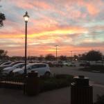 Så den flottest himmel efter vi havde shoppet!
